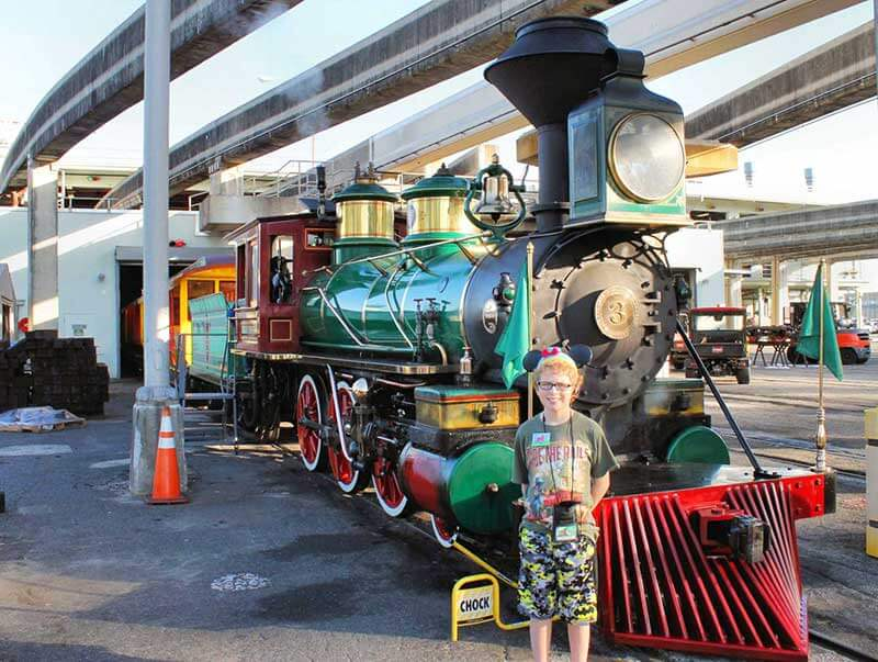 Behind the Scenes: The Magic Behind Our Steam Trains Tour at Disney World