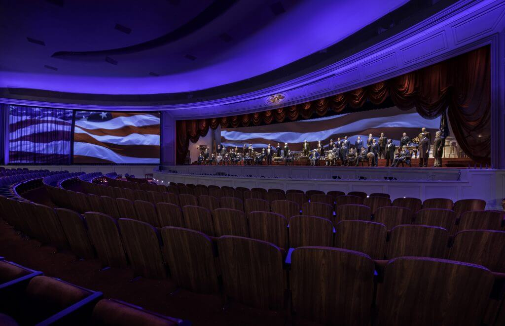 Hall of Presidents - What's Coming to Disney World and Universal in 2018 and Beyond