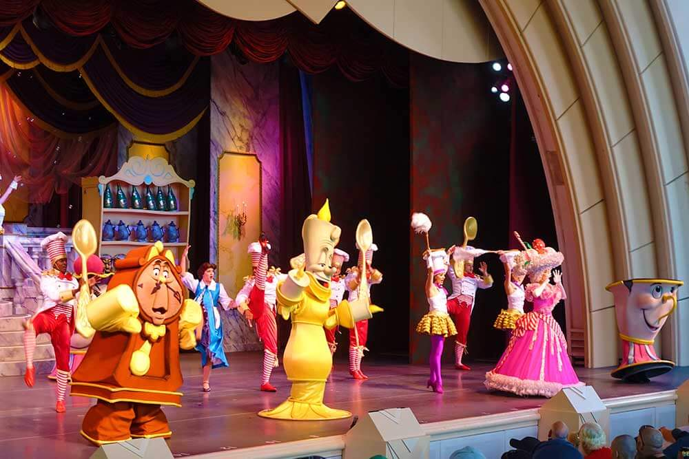 Disney's Hollywood Studios Shows - Beauty and the Beast Live on Stage