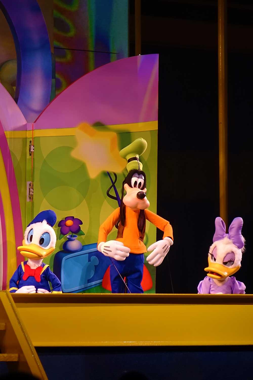Disney's Hollywood Studios Shows - Disney Junior Live on Stage!