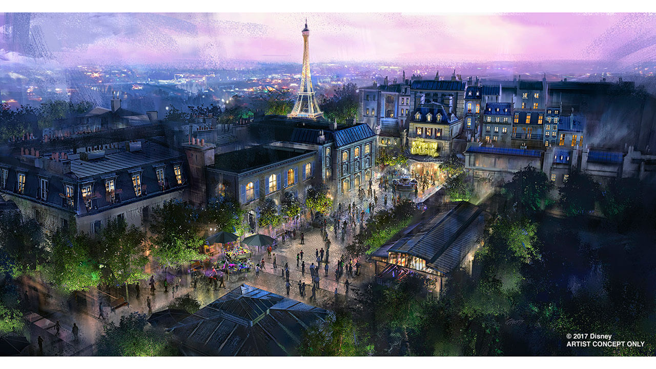 Ratatouille Inspired Ride - What's Coming to Disney World and Universal in 2018 and Beyond