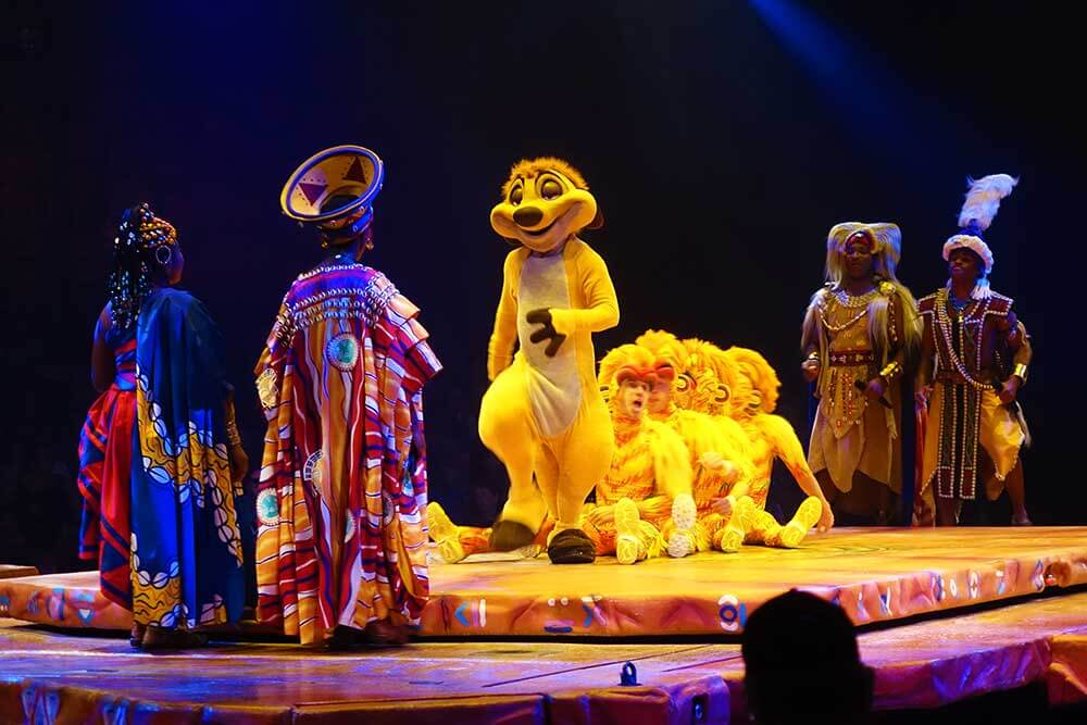 The Leapin' Shows of Disney's Animal Kingdom