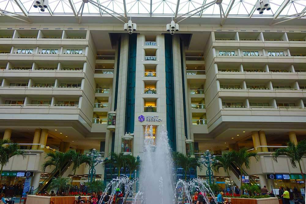 Orlando International Airport - Hyatt Regency