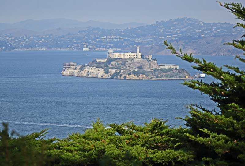 Tips for Visiting San Francisco with Kids - Alcatraz Island