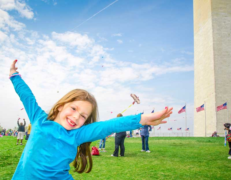 Tips for Visiting Washington DC with Kids - National Monument