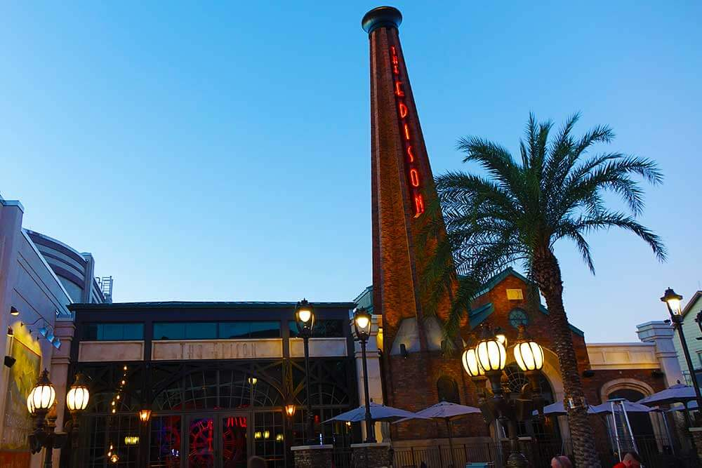 The Edison at Disney Springs - Outside View