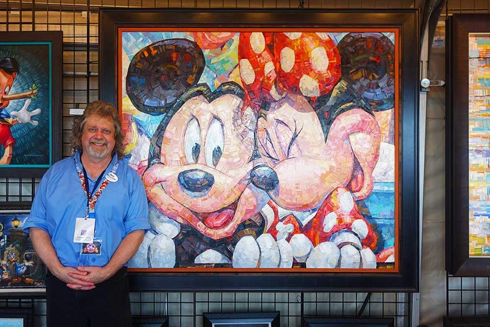 Epcot International Festival of the Arts - Greg McCullough
