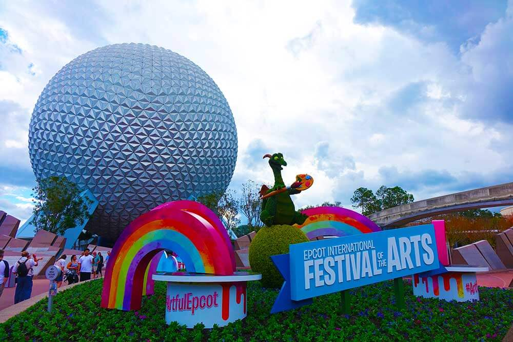 Image result for festival of the arts epcot