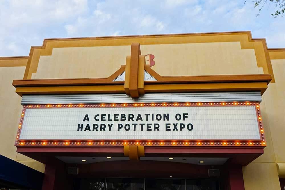 A Celebration of Harry Potter - Expo