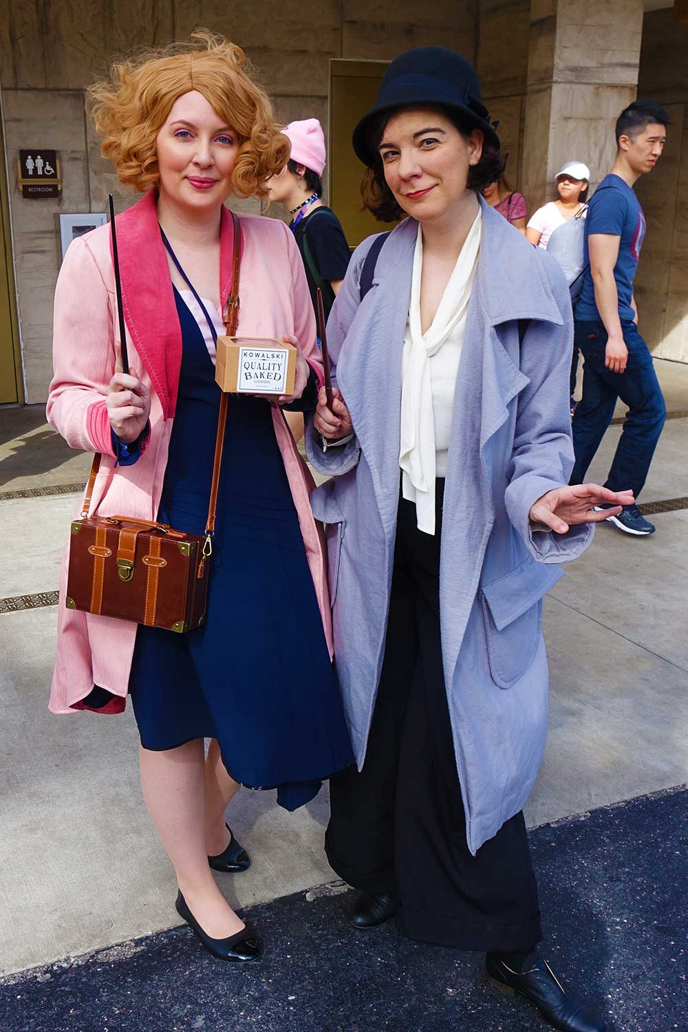 A Celebration of Harry Potter - Fantastic Beasts Costumes