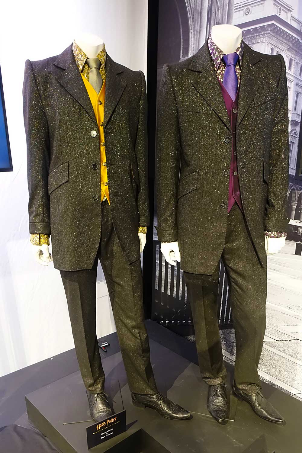 A Celebration of Harry Potter - Fred and George Costumes