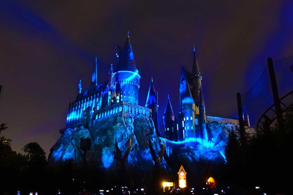 A Celebration of Harry Potter - Hogwarts Castle
