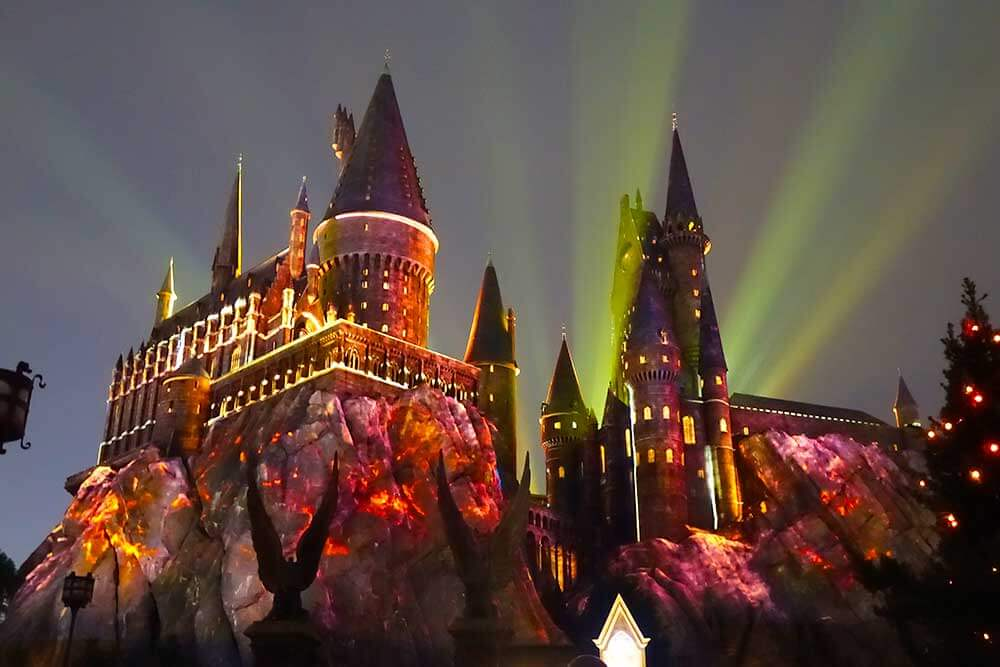 A Celebration of Harry Potter - Nighttime Show