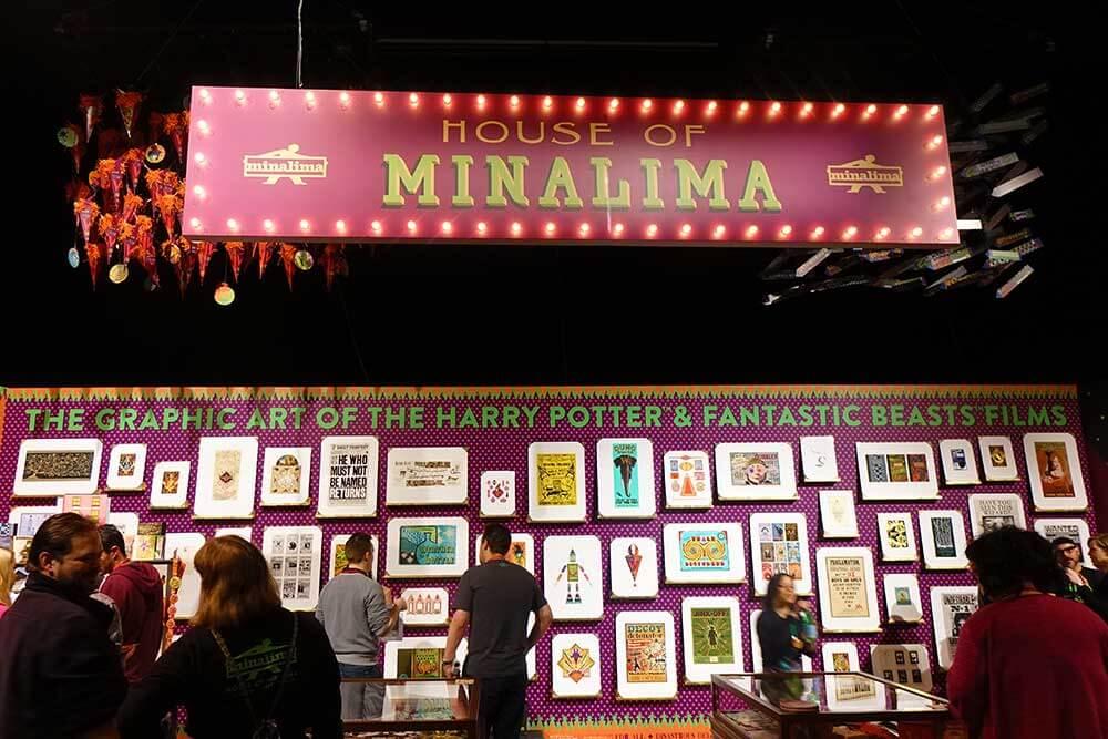 A Celebration of Harry Potter - Mina Lima