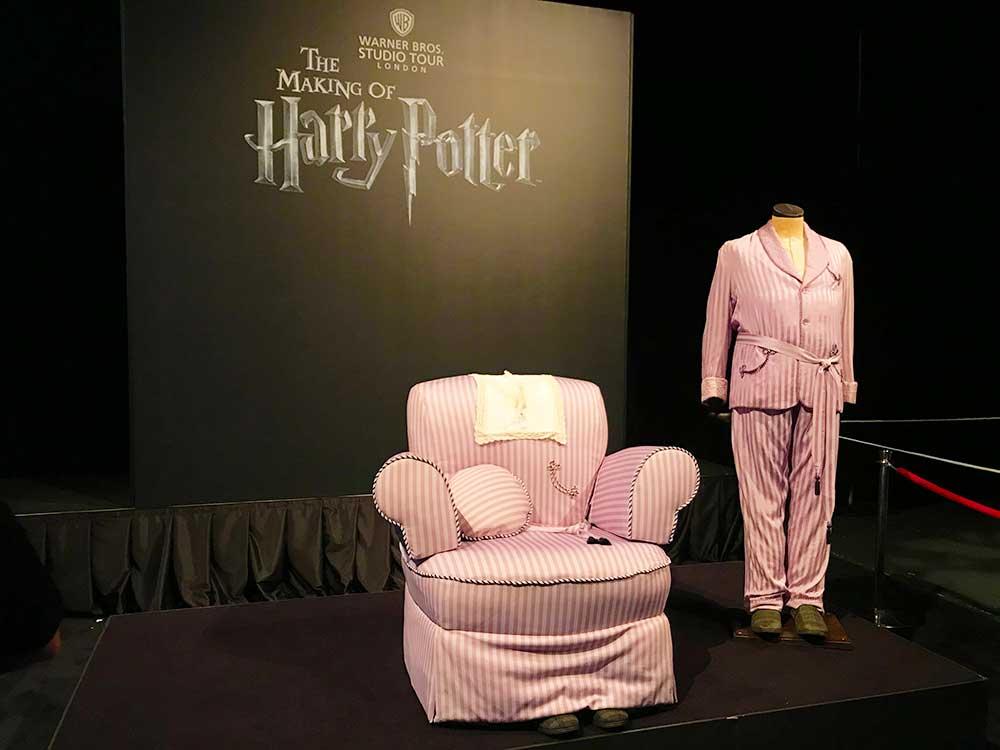 A Celebration of Harry Potter - Professor Slughorn