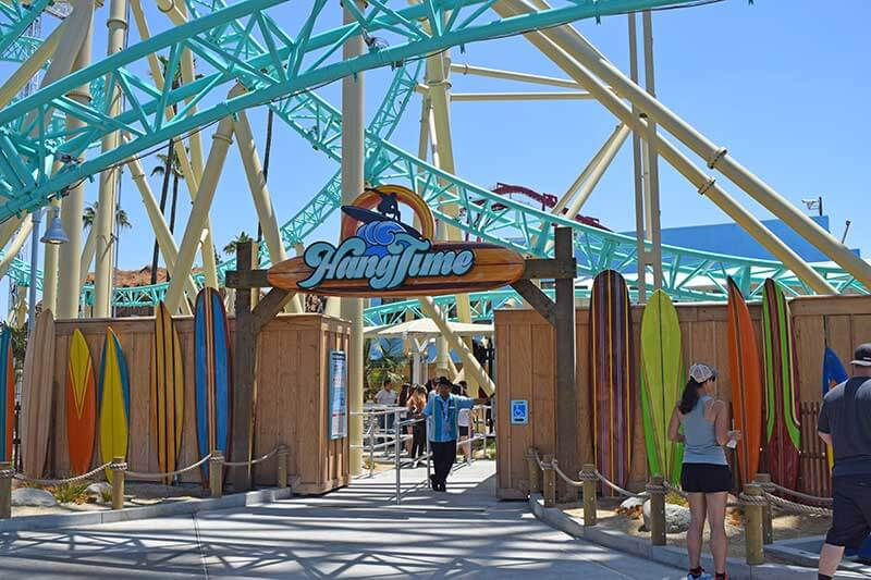 Best Theme Parks in California by Age Group - Hang Time