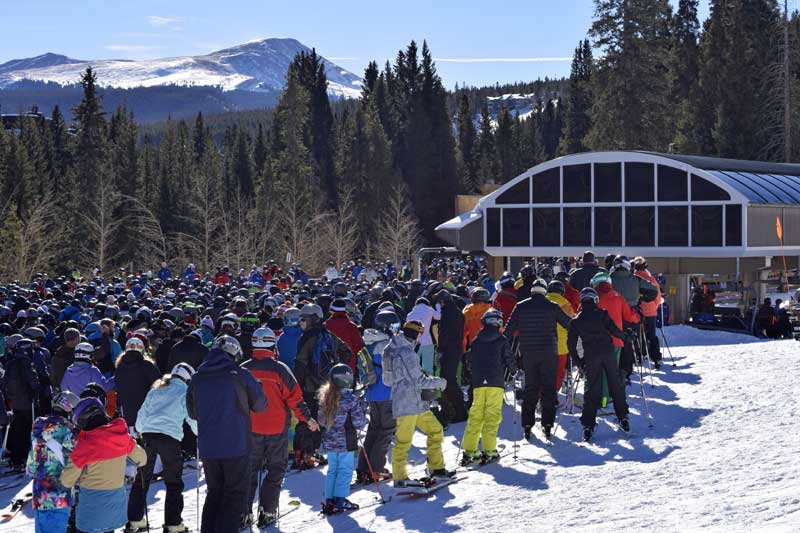 Best Time to Ski in Colorado -