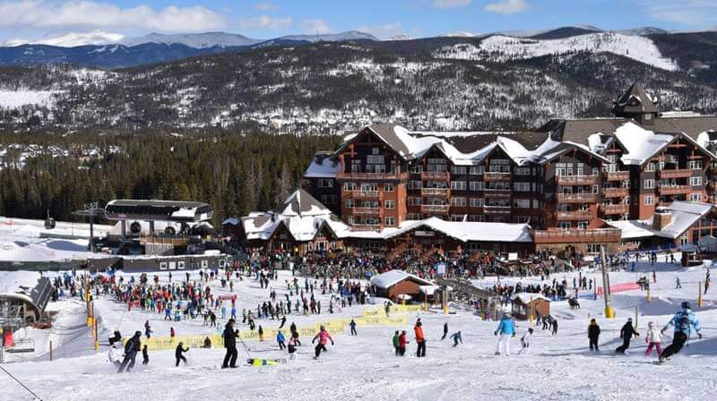 Breckenridge Colorado Ski Resort
