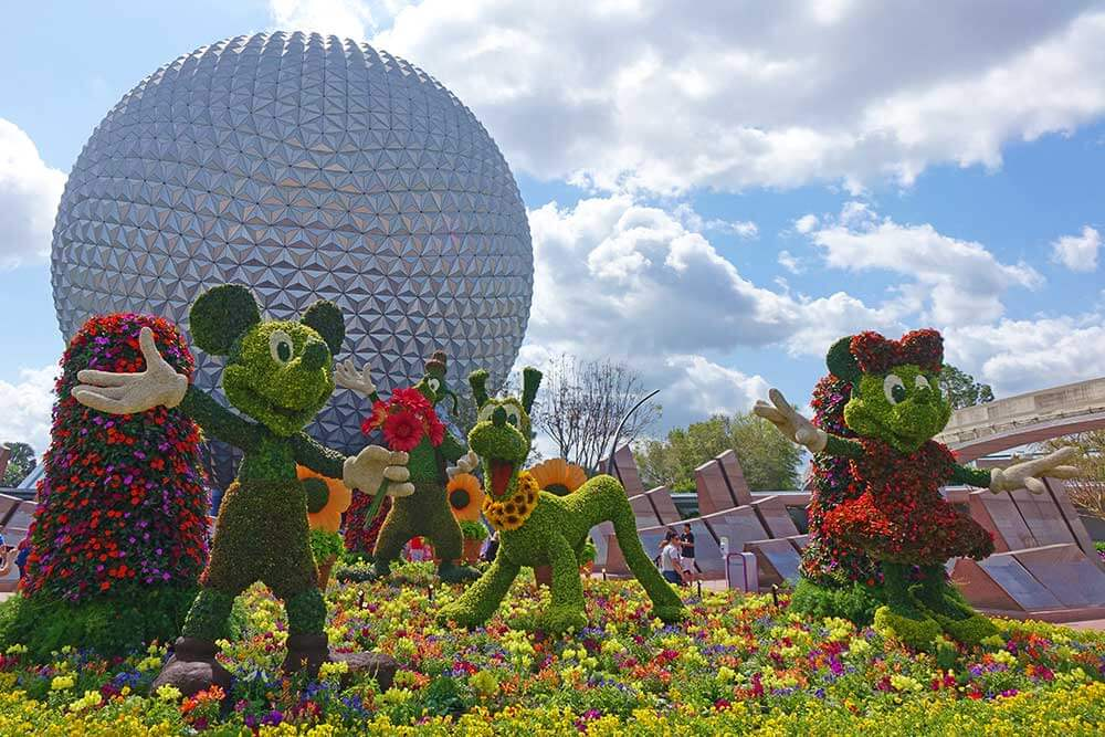Full Guide To Epcot Flower And Garden 2019