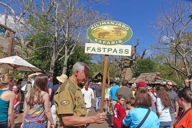 Disney World FastPass+ Tips and Park Plan Strategies