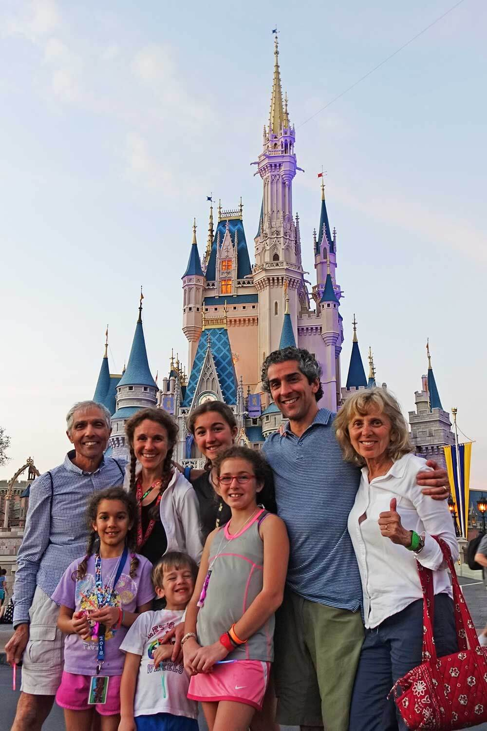 Top 9 Tips for a Successful Multi-Generational Trip to Walt Disney World