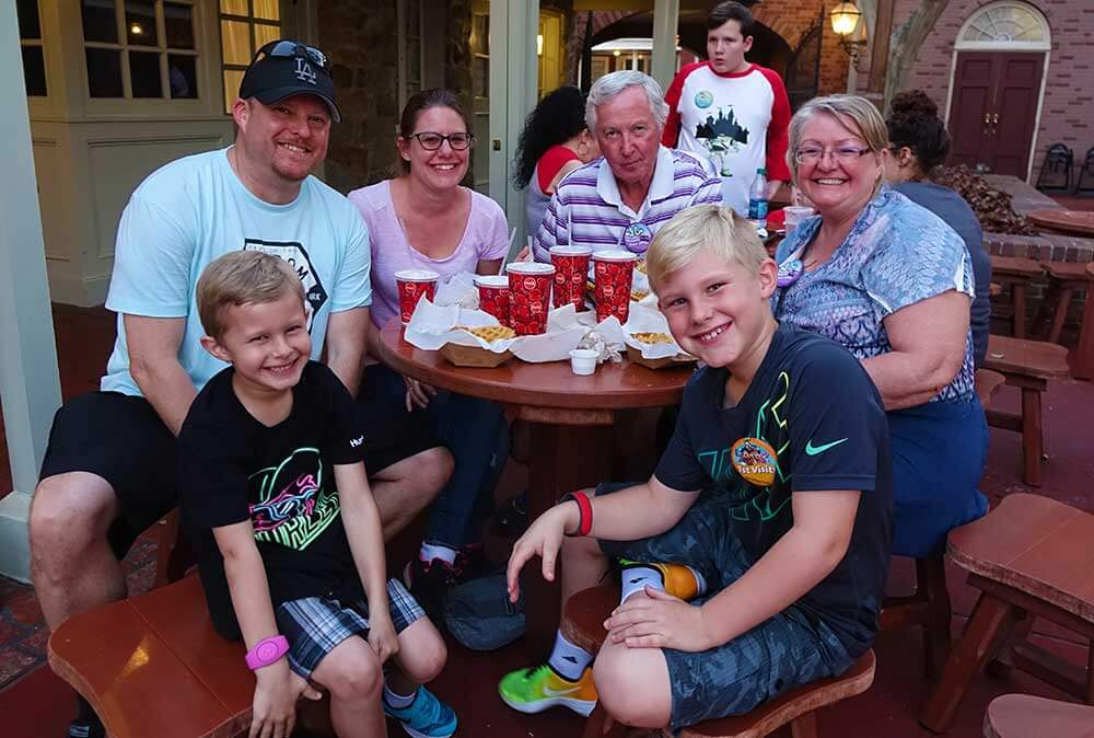 Multi-Generational Trip to Disney World - Sleepy Hollow