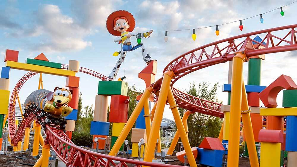 Toy Story Land Opening Summer 2018 - June 30