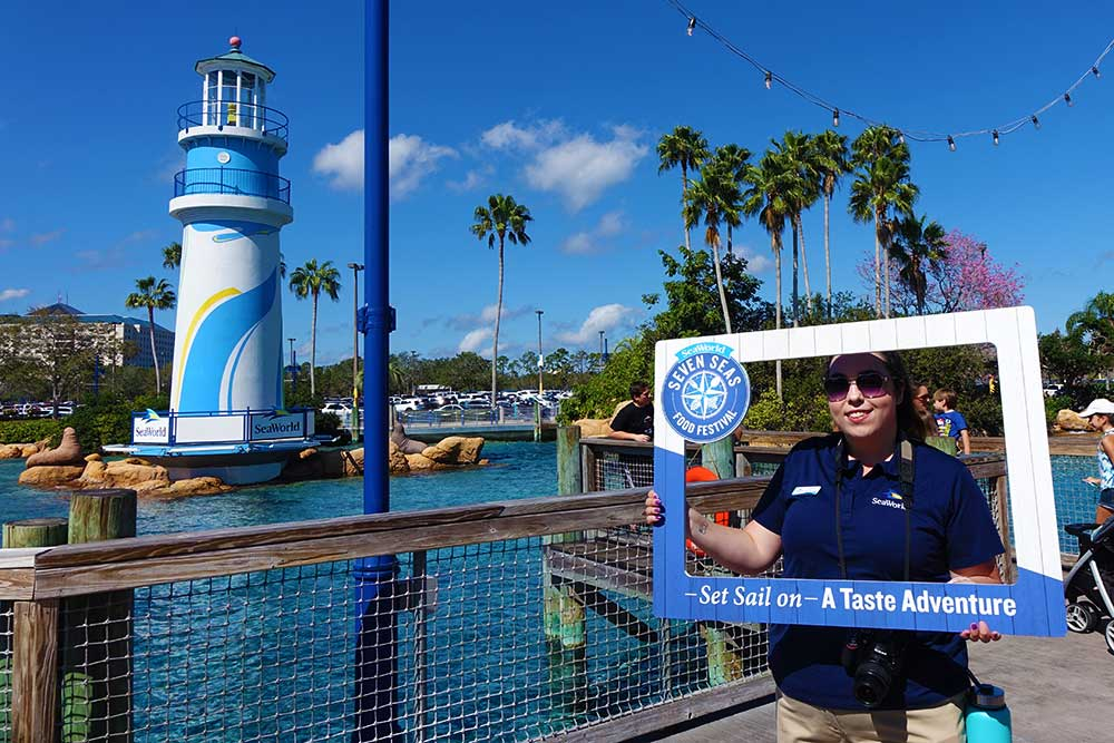 Best Theme Parks in Orlando - Seven Seas SeaWorld