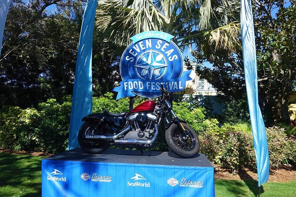 Seven Seas Food Festival - Harley-Davidson