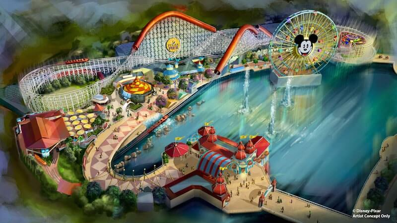 What's Coming to Disneyland and Universal in 2018 and Beyond