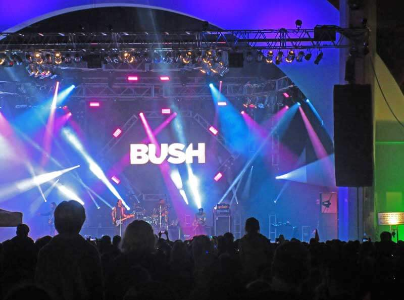 Universal Studios Mardi Gras Concert Lineup 2019