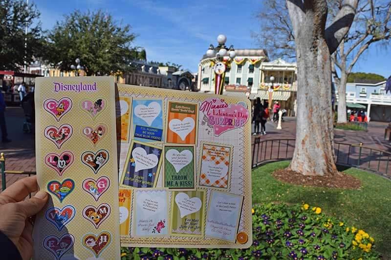 Romantic Things To Do At Disneyland - Scavenger Hunt
