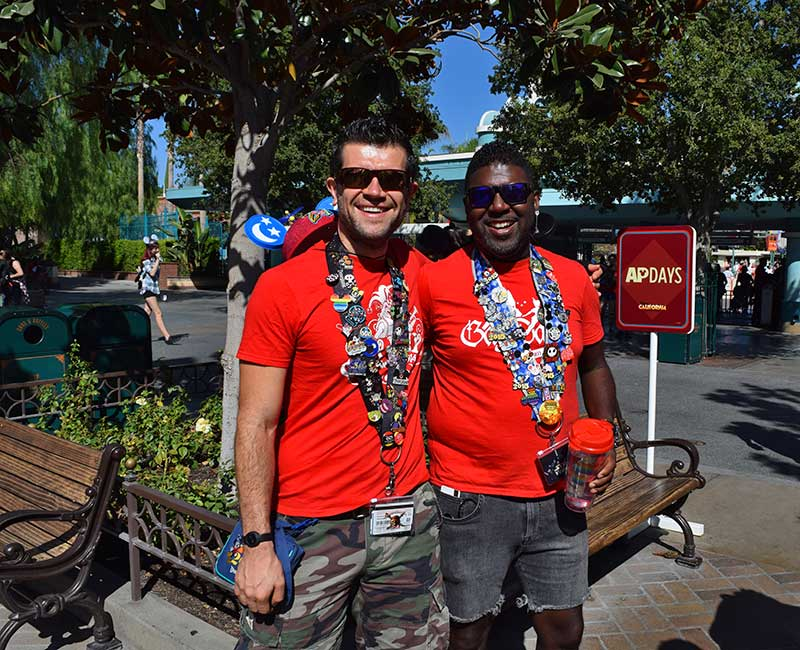 Disneyland Gay Days - Wear Red
