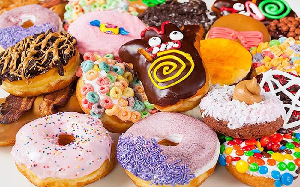 Roundup - Voodoo Doughnut