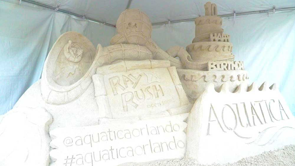 Roundup - Aquatica Sandcastle