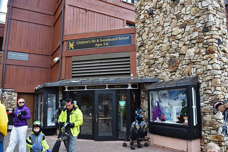 Family Insider's Guide to Beaver Creek Colorado - Ski School