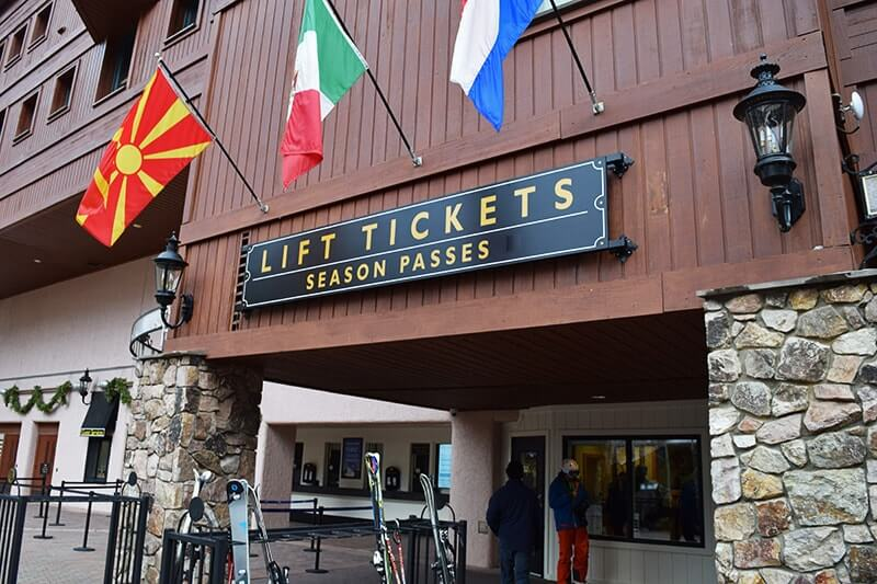 Family Insider's Guide to Beaver Creek Colorado - Lift Tickets