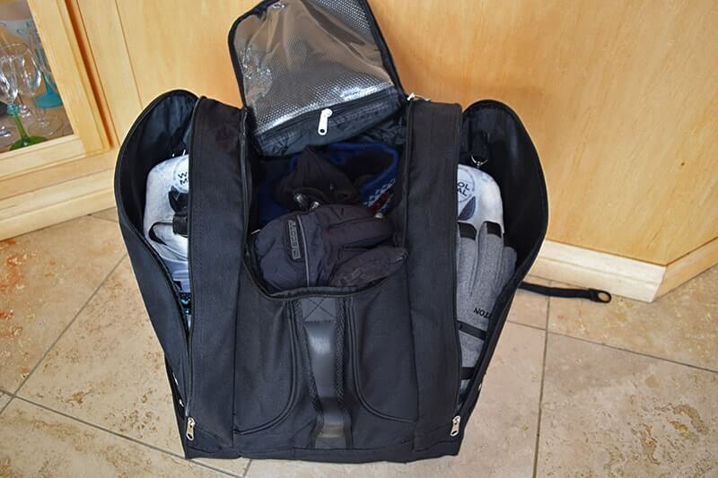 Tips for Flying with Skis - Boot Bag