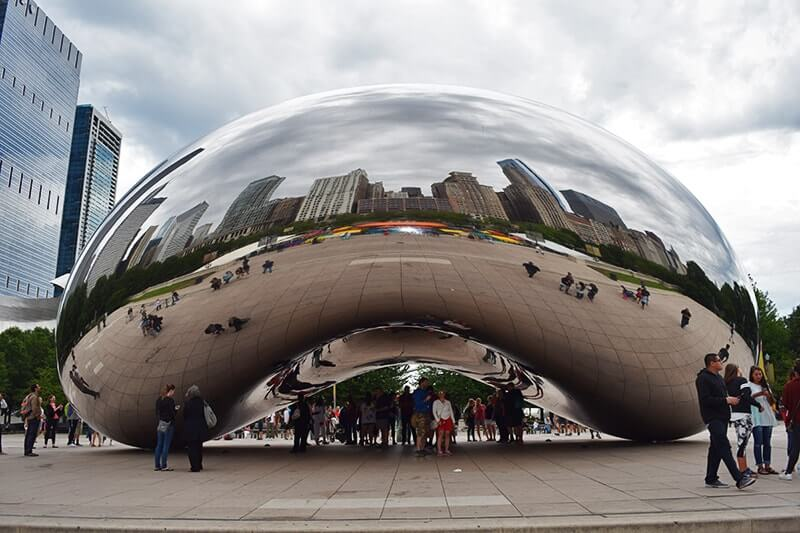Tips for Visiting Chicago with Kids - The Bean