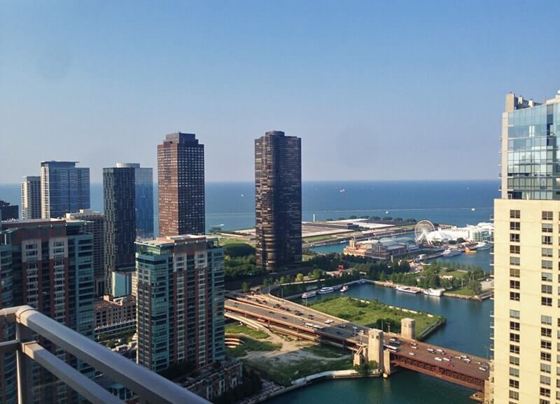 Tips for Visiting Chicago with Kids - Hotel