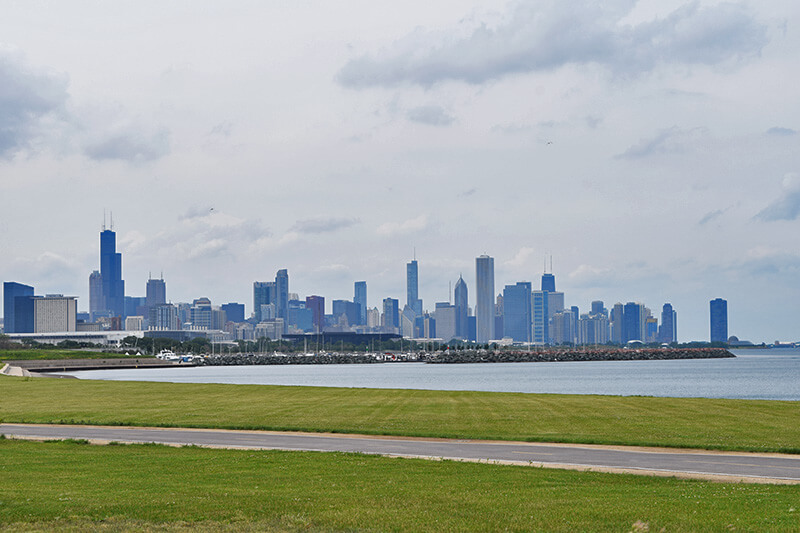 Tips for Visiting Chicago with Kids - Chicago Skyline