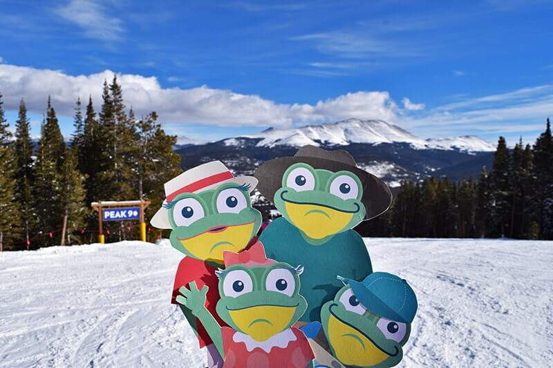 Best Family Ski Resorts Near Denver - Breckenridge