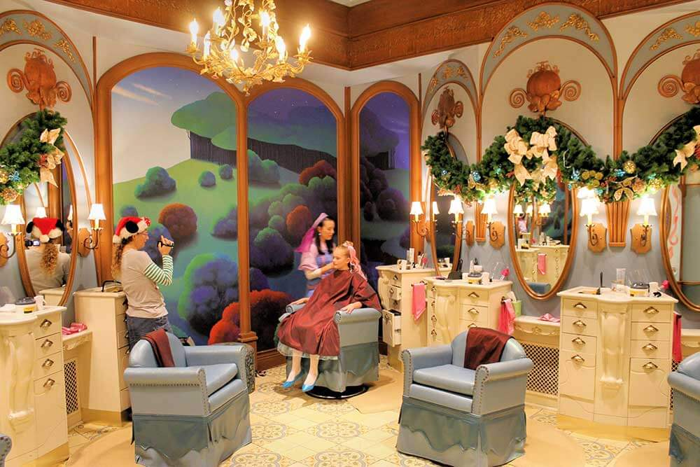 Bibbidi Bobbidi Boutique - Disney Springs