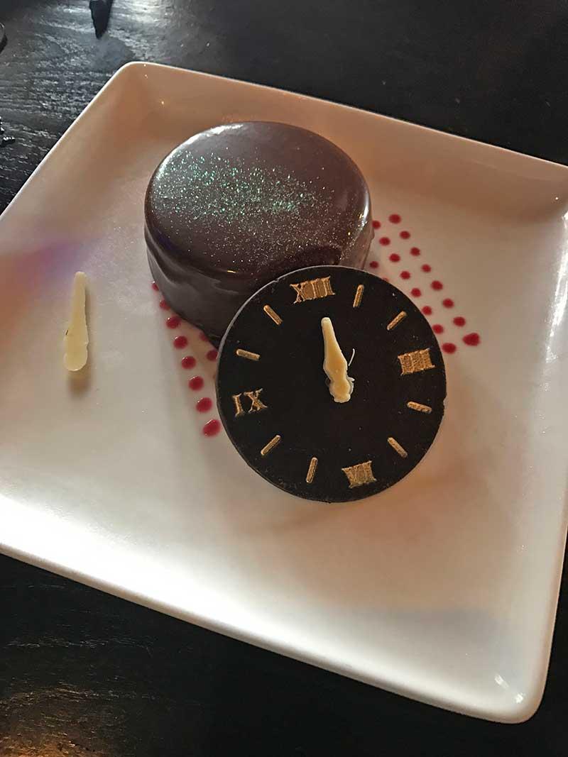 Disney Character Dining Ranked - Dessert at Cinderella's Royal Table