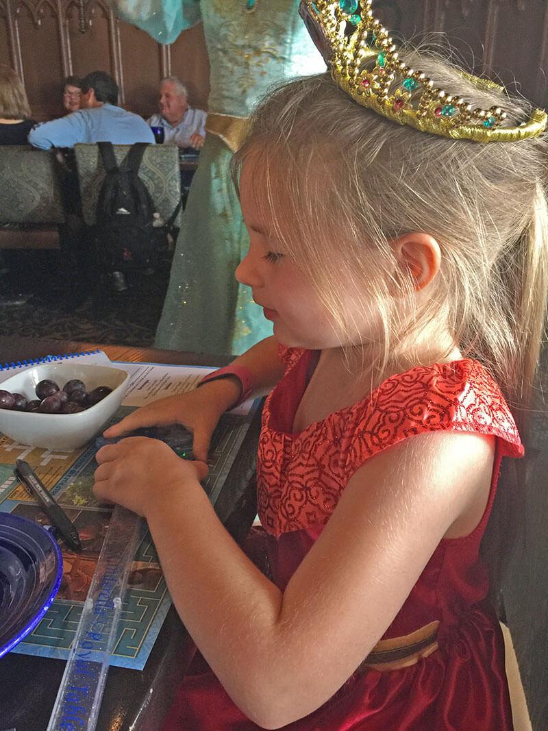 Disney Character Dining Ranked - Cinderella's Royal Table