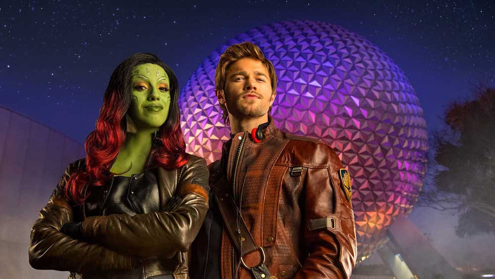 Epcot Unveils Guardians of the Galaxy Concerts This Summer