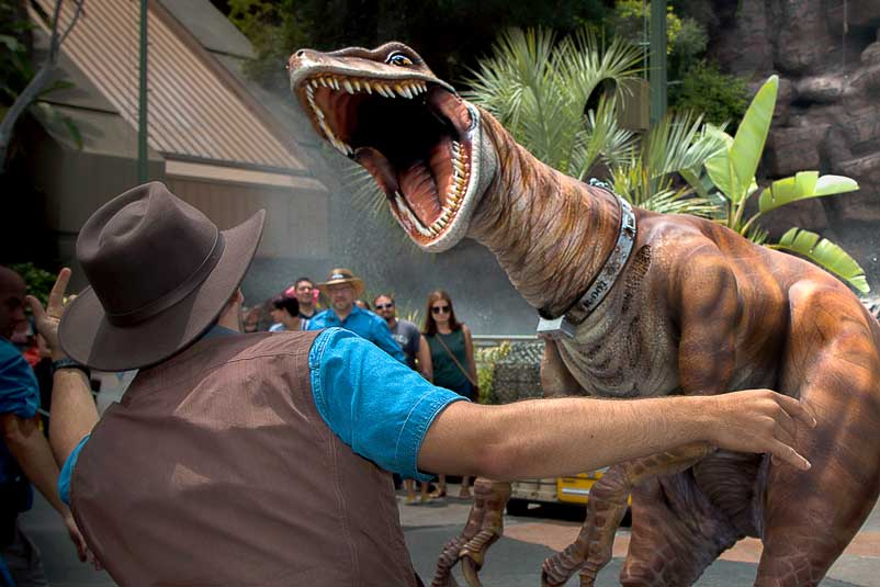 Jurassic Park Anniversary Celebration Coming to Universal Studios Hollywood