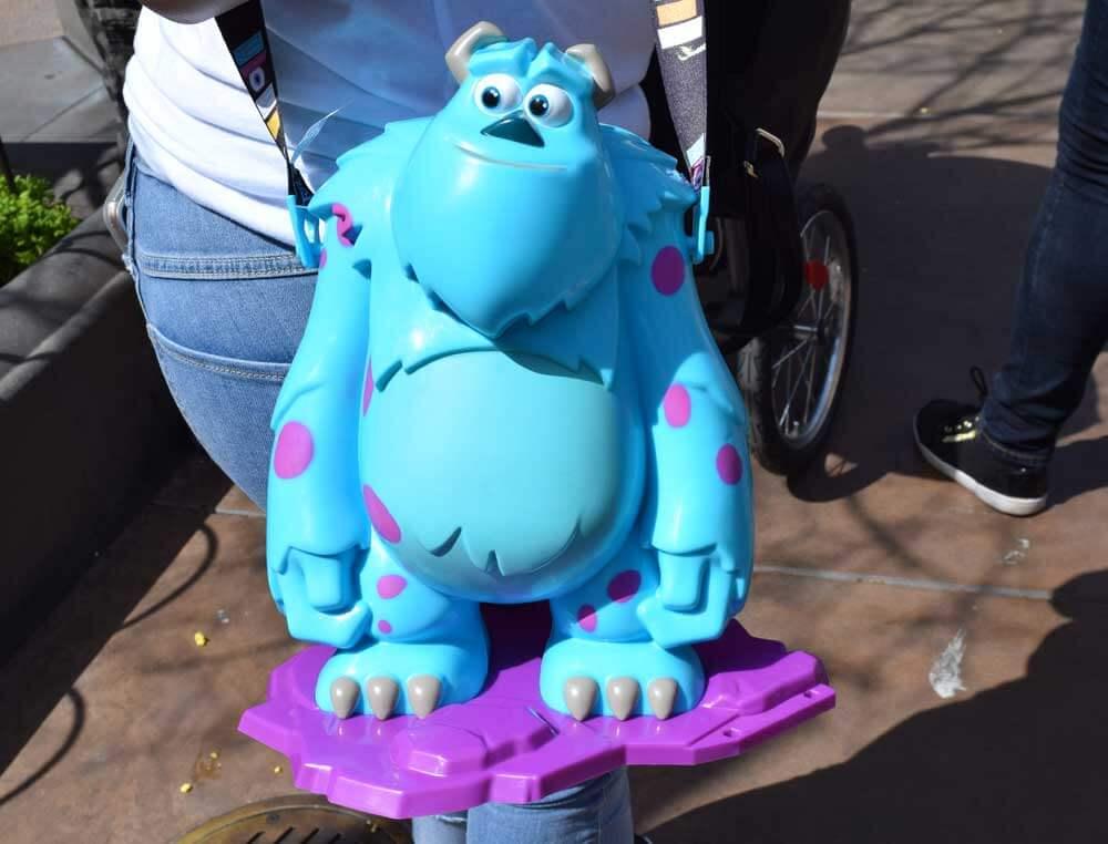 Disneyland Pixar Fest - Sulley Popcorn Bucket