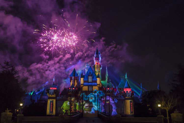 Best Places to View Together Forever at Disneyland