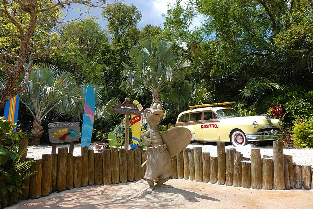The Frog Family's Splashin' Guide to Typhoon Lagoon